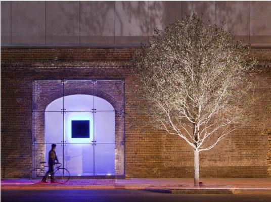 Image Courtesy ©  SCAD, Jewel boxes encase historic brick arches