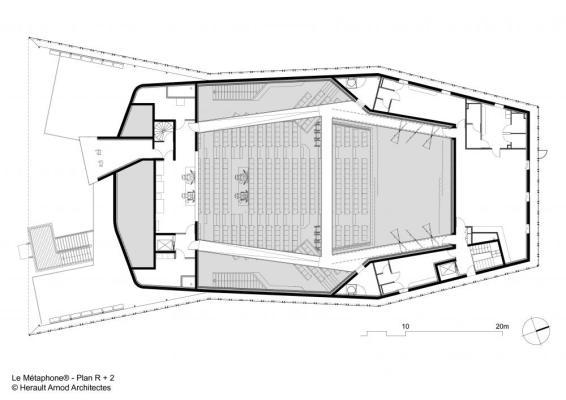 Image Courtesy © Hérault Arnod Architects