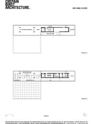 Image Courtesy © Crepain Binst Architecture