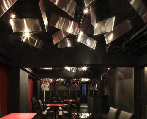 Full view from dining2, Image Courtesy © Tetsu Hiraga