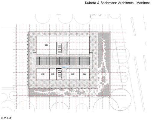 Image Courtesy © KUBOTA & BACHMANN ARCHITECTS