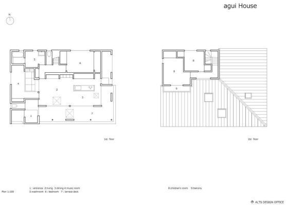 Image Courtesy © ALTS DESIGN OFFICE