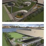 Schematic renderings - Photo Credit: Kiss + Cathcart, Architects © New York City, NYC Parks