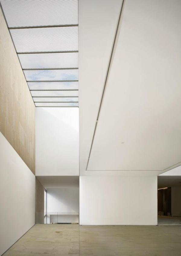 Image Courtesy © SANCHO-MADRIDEJOS ARCHITECTURE OFFICE