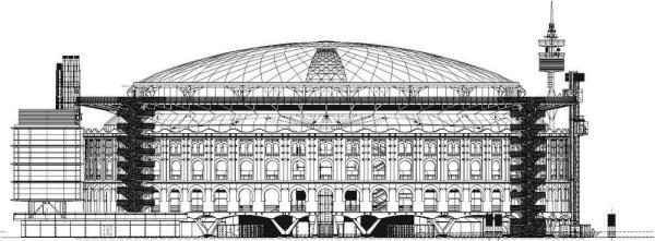 Image Courtesy ©  Alonso Balaguer and Associated Architects
