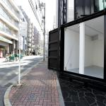 Ground floor open to downtown, this space will be used as event space, gallery space,  Image Courtesy © Tomokazu Hayakawa Architects