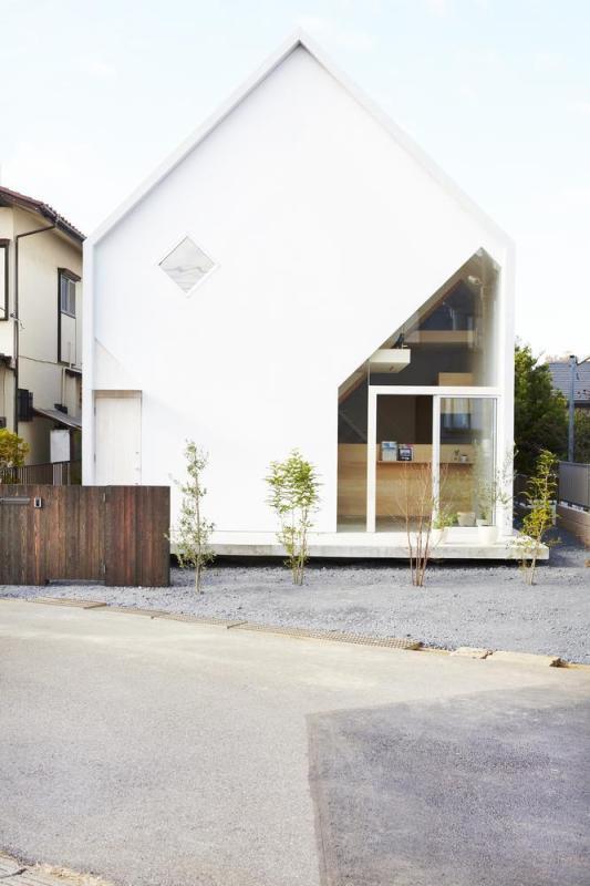 Outside view.,Image Courtesy © Fumihiko Ikemoto