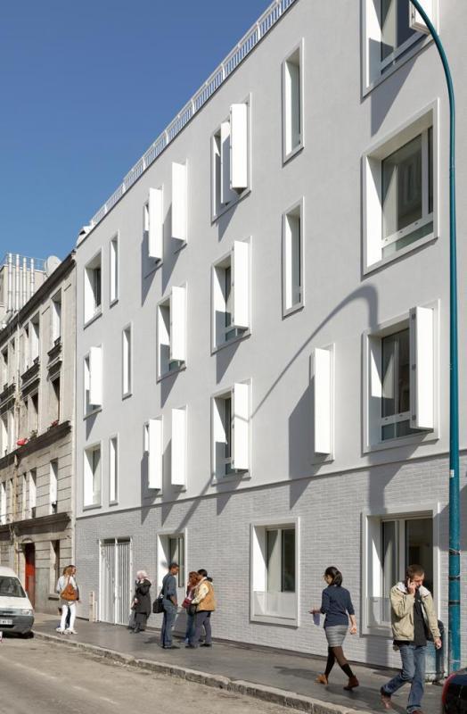 Image Courtesy © Benjamin Fleury ArchitectUrbaniste