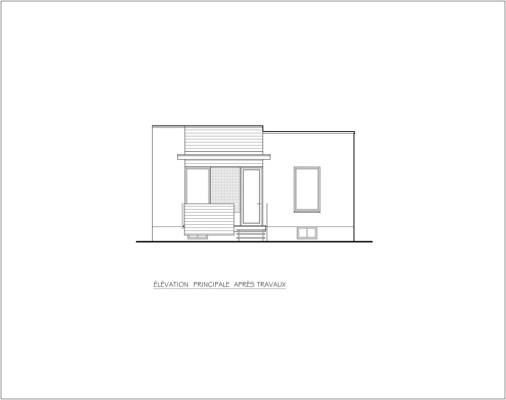 Image Courtesy © Anik Péloquin architecte