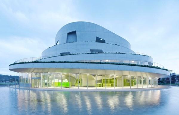 Akiha Ward Cultural Center - Chiaki Arai Urban and Architecture Design