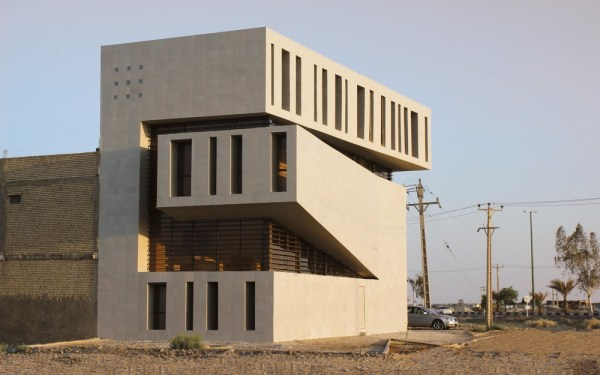 Abadan Residential Apartment - Farshad Mehdizadeh Architects