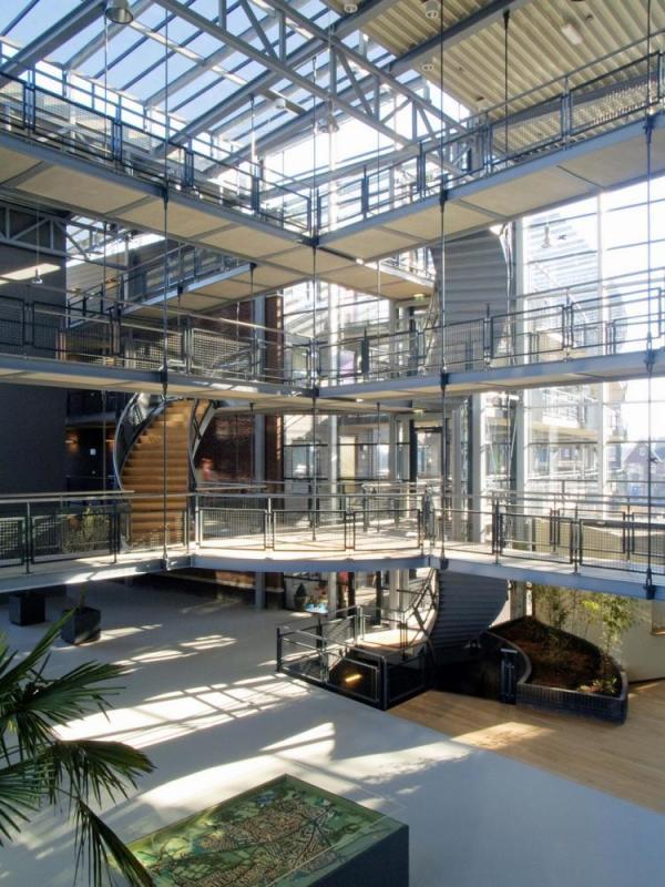 Image Courtesy © Schaap en Sturm Architecten