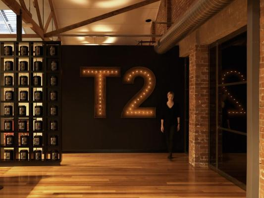 Tea Library, meeting space and entrance collide, Image Courtesy © Trevor Mein