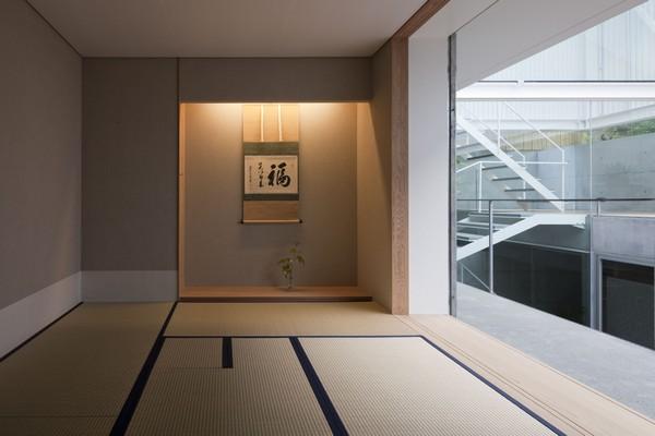 Image Courtesy © Shinkenchiku-sha