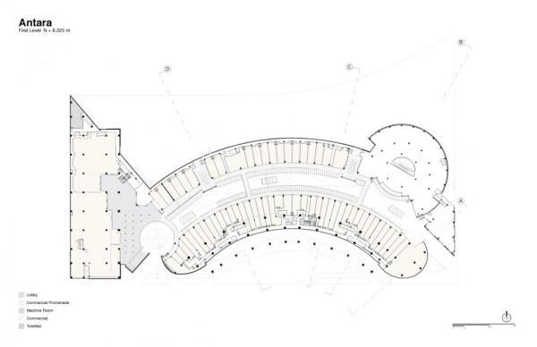 Image Courtesy © Sordo Madaleno Architects