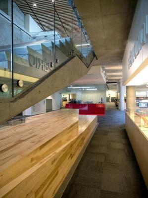 Image Courtesy © Consortium Labonté Marcil / Cardinal Hardy / Eric Pelletier architectes