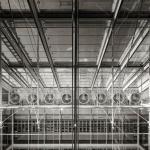 Interior view - Courtyard lantern September 2014, Image Courtesy © Ph. Nic Lehoux