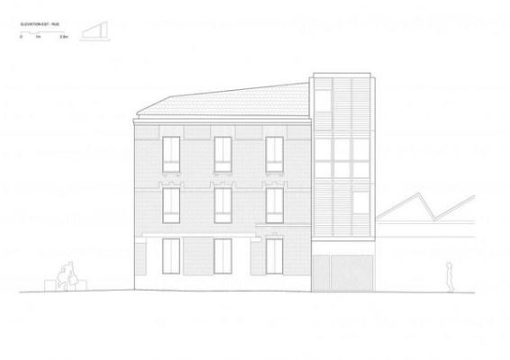 Image Courtesy © Atelier ramdam architects