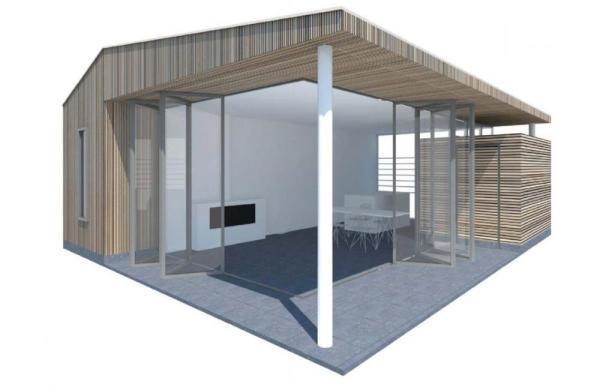Image Courtesy © Bloem and Lemstra Architects