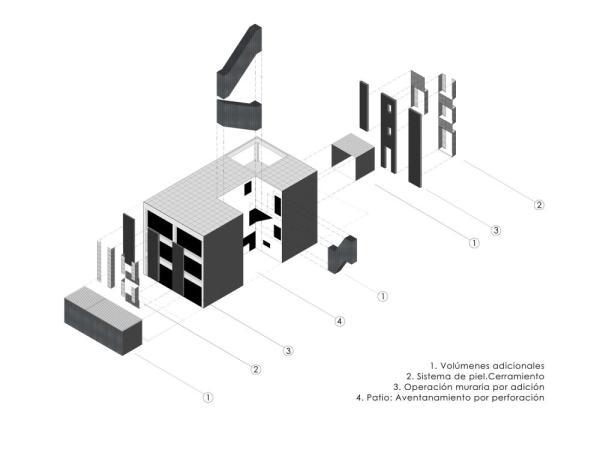 Image Courtesy © Hitzig Militello arquitectos (HMA)