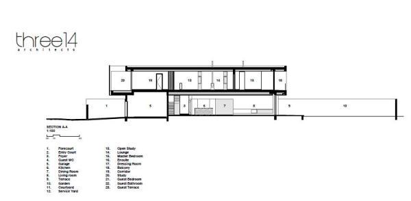 Image Courtesy © Three14 Architects