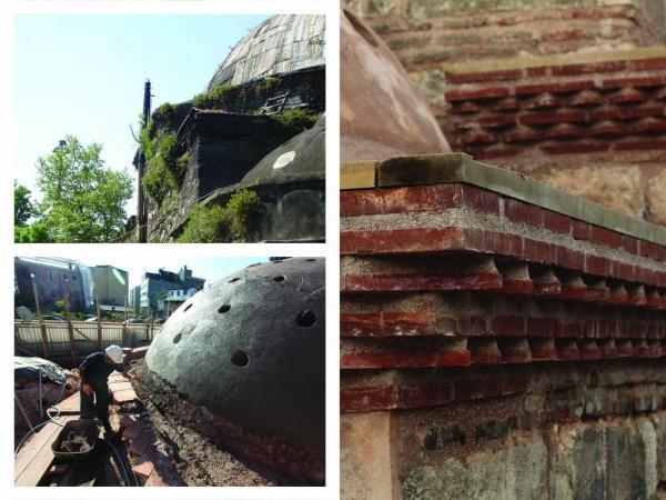 Restoration of the Exterior Façades, Image Courtesy © Ergin Iren