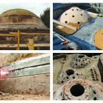 Restoration of the Main Dome and Lead Roofs, Image Courtesy © Ergin Iren