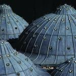 Lead Roofs above the Caldarium spaces, Image Courtesy © Cengiz Karliova
