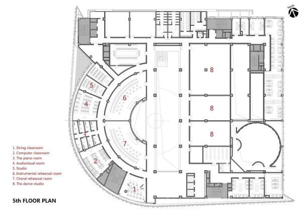 Image Courtesy © Dushe Architectural Design Co.Ltd