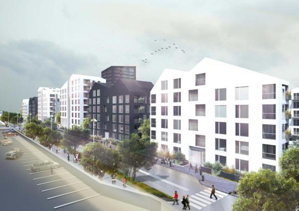 Image Courtesy © Kirsh+Dereka Architects