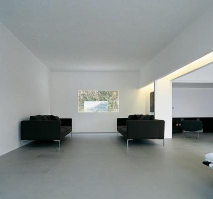 living room, Image Courtesy © Federica Bottoli