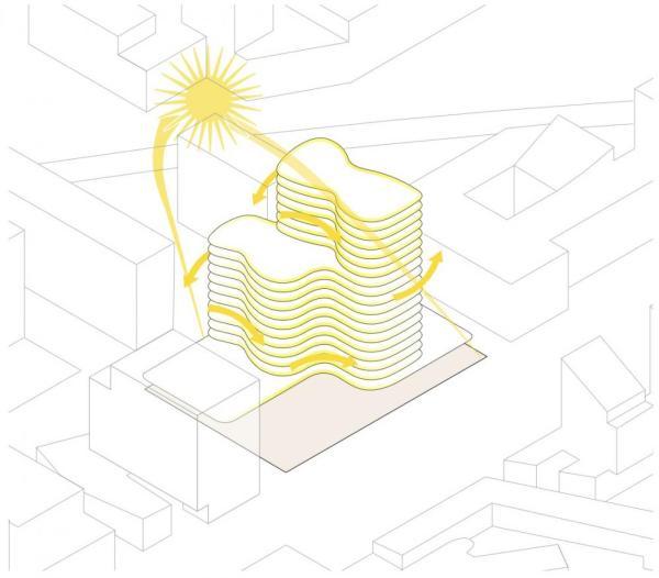 Image Courtesy © Hamonic+Masson & Associés architects