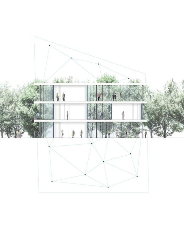 Image Courtesy © Mario Buonamici Architettura