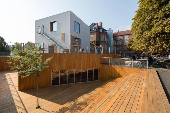 Image Courtesy © Dorte Mandrup Arkitekter