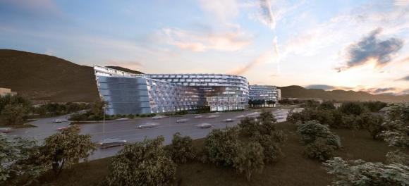 Image Courtesy © Zaha Hadid Architects (ZHA)