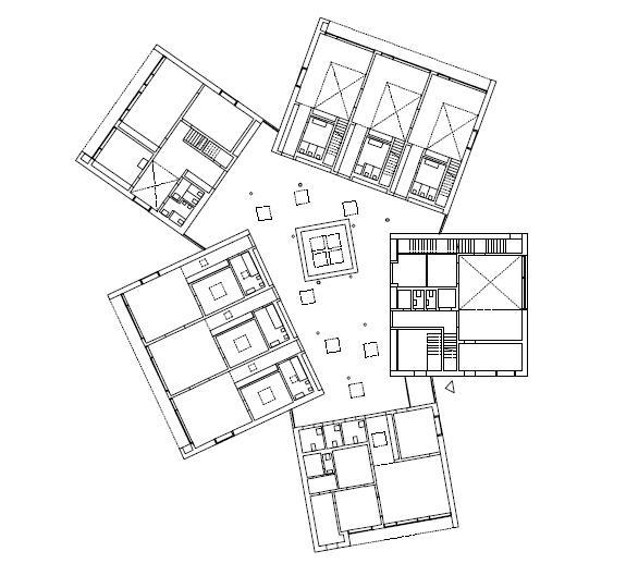 Image Courtesy © nbundm* neuburger, bohnert und müller Architekten