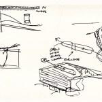 Sketch 03_Cross-void relationship to atrium and ventilation concept, Image Courtesy © PLUS-SUM Studio