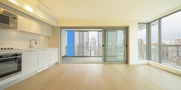penthouse unit, Image Courtesy © Michael Elkan
