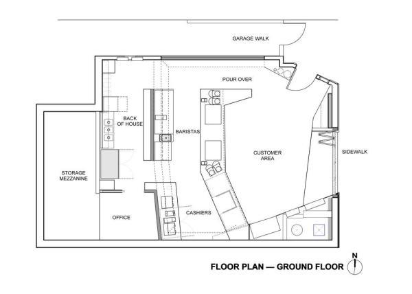 Plan, Image Courtesy © jones | haydu