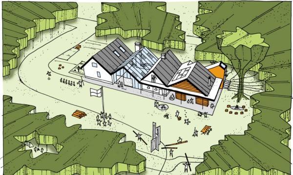 Image Courtesy © LUMO Architects