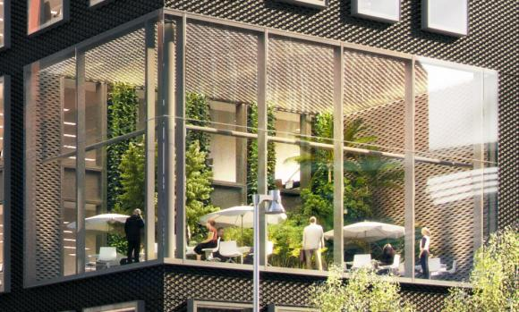 Image Courtesy © Fletcher Priest Architects