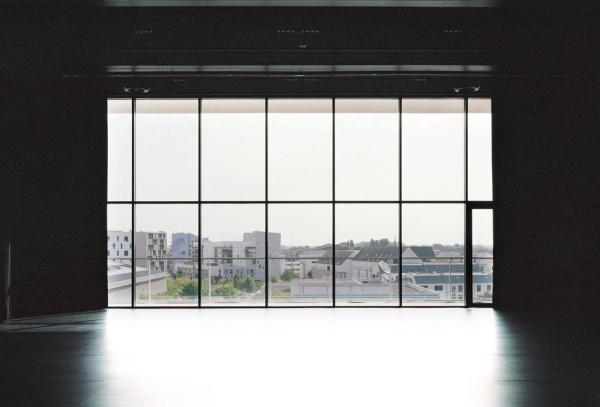 View from the east dance studio, Image Courtesy ©  Audrey Cerdan