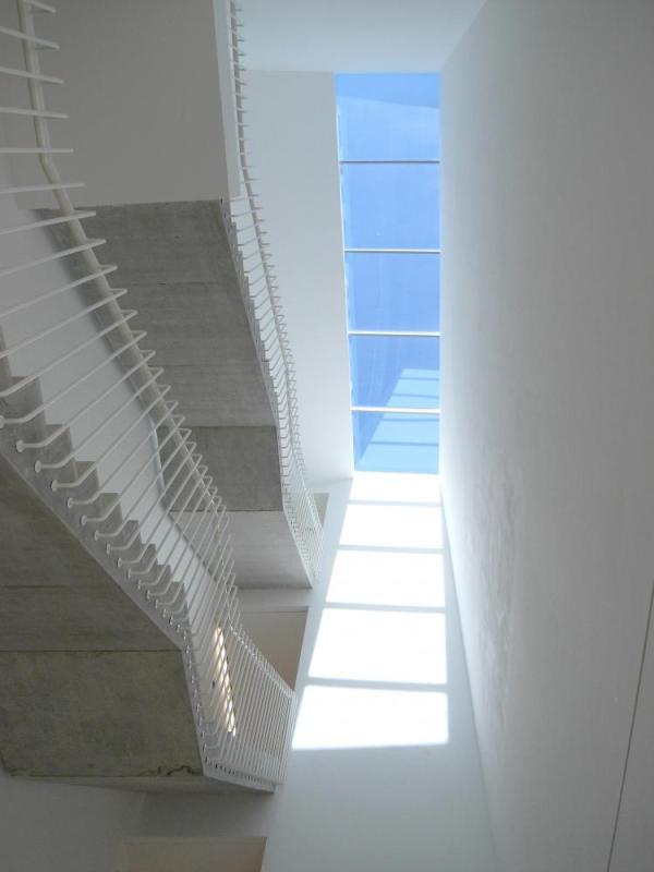 Skylight, Image Courtesy © Taller básico de arquitectura s.l.