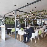 Ground Floor_Meet & Create_Restaurant_Eat & Meet_Dining Area, Image Courtesy © Thomas Beyerlein
