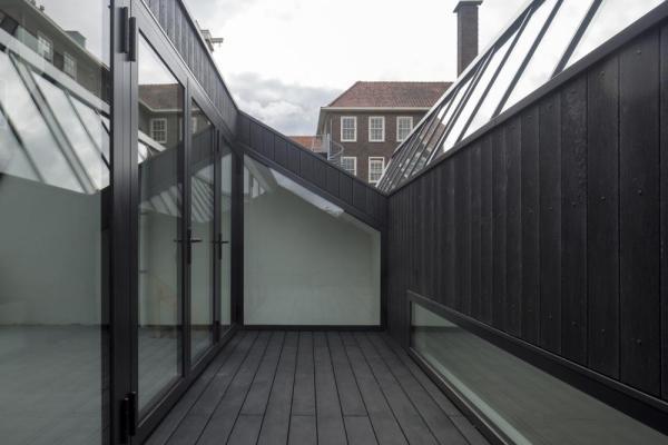 Image Courtesy © Ronald Janssen Architecten