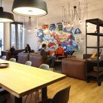 Ground Floor_Meet & Create_Project Area_Lounge, Image Courtesy © Thomas Beyerlein