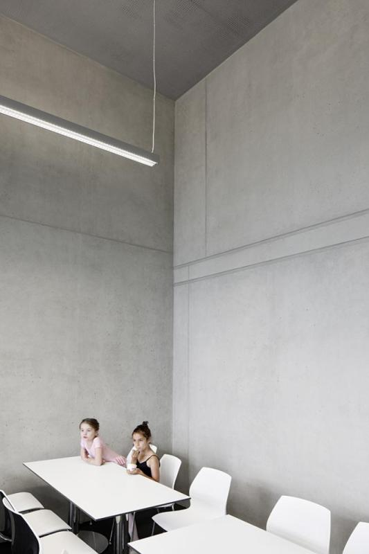 Canteen, Image Courtesy © Marcus Bredt