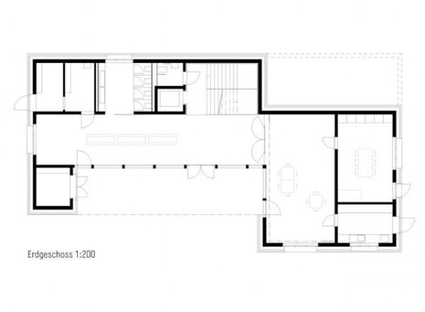 Image Courtesy © Singer Baenziger Architects