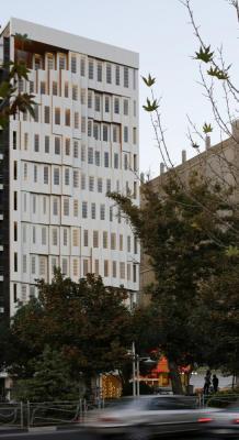 Exterior , Image Courtesy © Pooyeh Nouryan