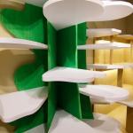 milk-tree tower B, Image Courtesy © Moriyuki Ochiai Architects